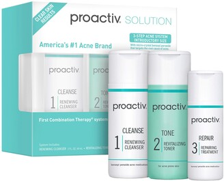 Proactiv - Proactiv Solution 3-Step Acne Treatment System, 30 Day Introductory Size