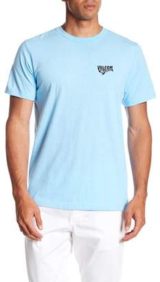 Volcom Wharf Heathered Short Sleeve Tee