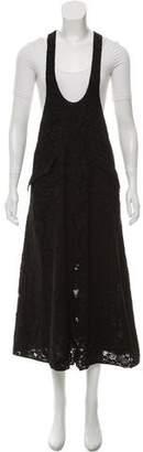 Chanel Lace Sleeveless Dress