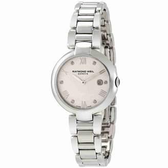 Raymond Weil Shine Silver Dial Ladies Watch 1600-ST-00618