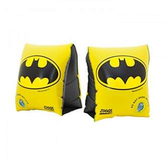 Zoggs Batman DC Comics Junior Kids Inflatable Swimming Armbands 2-6 Years One Size