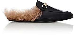 Gucci Men's Princetown Slippers - Black