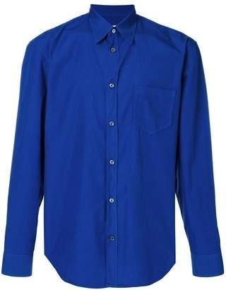 Maison Margiela classic fit shirt