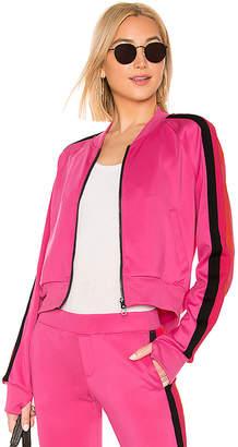 Pam & Gela Cropped Track Jacket