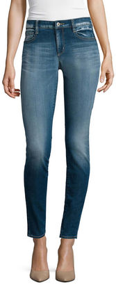 ARIZONA Arizona Curvy Skinny Jeans - Juniors $42 thestylecure.com