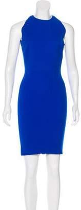 Victoria Beckham Sleeveless Knee-Length Dress
