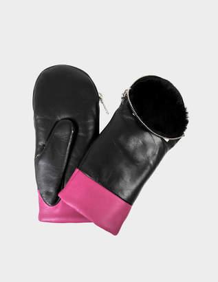 Kenzo Furry Gloves