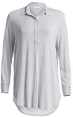 Eberjey Women's Nordic Stripes Sleepshirt