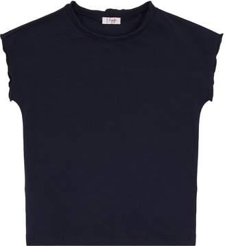 Il Gufo Cap Sleeve T-Shirt