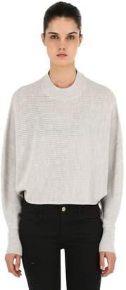 AllSaints Gene Crewneck Wool Knit Sweater