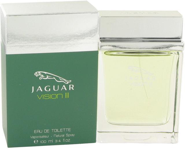 Jaguar Vision II by Jaguar Eau De Toilette Spray for Men (3.4 oz)