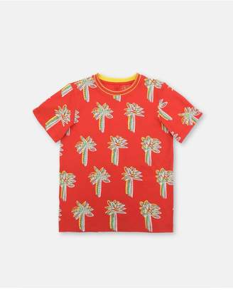 Stella McCartney Graphic Palm T-Shirt