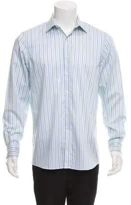 MICHAEL Michael Kors Striped Button-Up Shirt