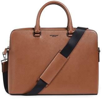 Michael Kors Harrison Double Gusset Briefcase
