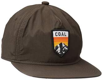 Coal The Summit Hat Nylon Water Resistant Adjustable Cap
