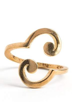 Alex and Ani Spiral Wrap Ring
