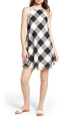 Bishop + Young BISHOP AND YOUNG Gingham Shift Dress