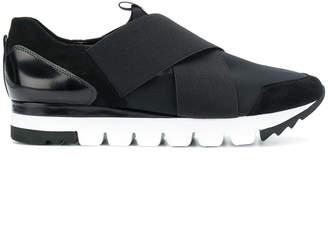 Kennel + Schmenger Kennel&Schmenger cross strap sneakers