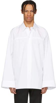 Jil Sander White Biuma Shirt