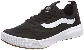 Vans Unisex Adults' Ultrarange Rapidweld Trainers, (Black/White Y28), 35 EU
