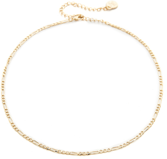 Cloverpost Flex Chain Choker Necklace $86 thestylecure.com