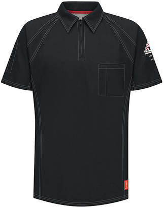 Bulwark Flame-Resistant Short-Sleeve Polo