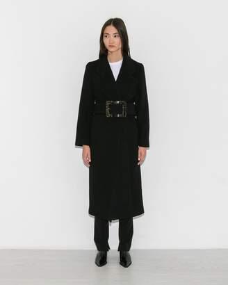 Paris Georgia Basics Black Classic Coat