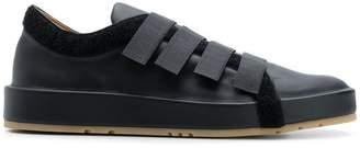 Jil Sander touch strap low top sneakers