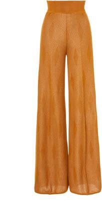 Pepa Pombo Rhoda Wide-Leg Pants