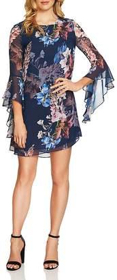 CeCe by Cynthia Steffe Ashley Bell-Sleeve Dress $138 thestylecure.com