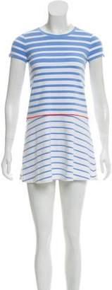 Vince Girls' Striped A-Line Dress