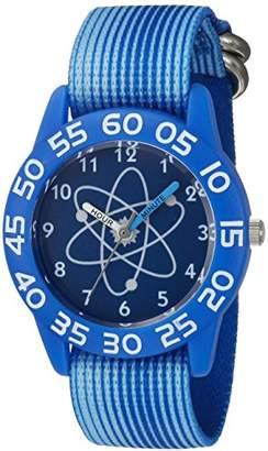 EWatchFactory Boy's 'Discovery Channel' Quartz Plastic and Nylon Sport Watch