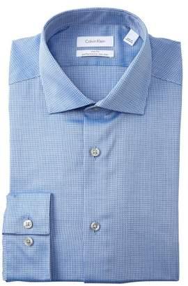 Calvin Klein Woven Non-Iron Slim Fit Dress Shirt