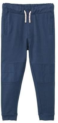 MANGO Contrast jogging trousers