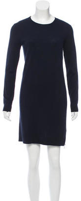 Whistles Side-Zip Knit Dress w/ Tags $75 thestylecure.com