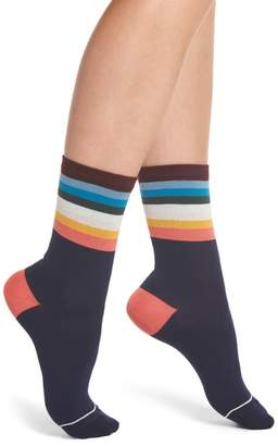 Paul Smith Cindy Artist Stripe Ankle Socks
