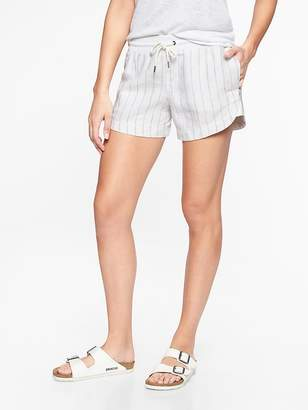 Athleta Beachside Bali Linen Short