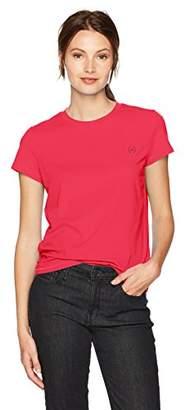 Armani Exchange A|X Women's Core Circular Logo T-Shirt