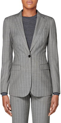 SUISTUDIO Cameron Wool Suit Jacket