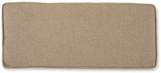 L.L. Bean L.L.Bean Mission Occasional Wooden Bench Cushion Slipcover