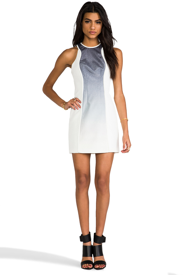 Cameo Word Dress