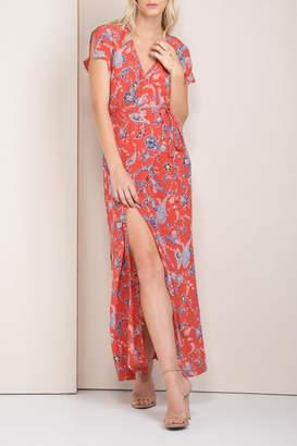 Greylin Sidney Wrap Dress