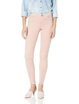 Hue Women's Fashion Denim Leggings, Assorted, L