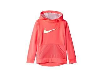Nike Therma Tunic Hoodie (Little Kids)