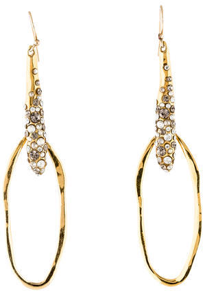 Alexis BittarAlexis Bittar Crystal Drop Earrings