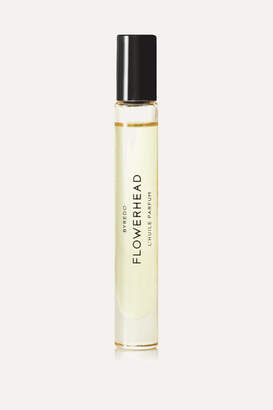 Byredo Flowerhead Perfumed Oil Roll-on - Angelica Seeds & Sicilian Lemon, 7.5ml