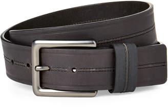 Calvin Klein Black Casual Leather Belt