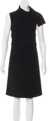 Tory Burch Wool Knee-Length Dress