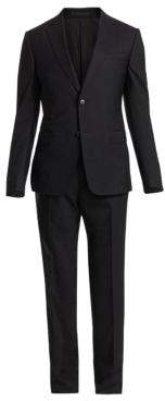Ermenegildo Zegna Travel Wool Suit