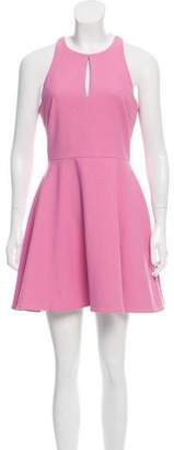 Elizabeth and James A-Line Mini Dress